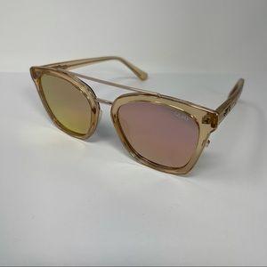 Quay Sweet Dreams Square Sunglasses